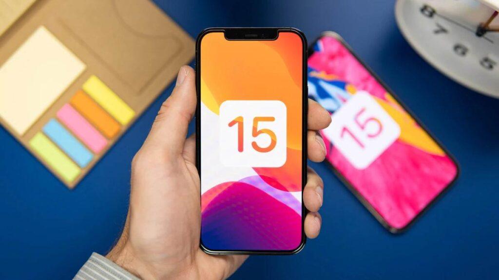 iphone 13 apple ios 15