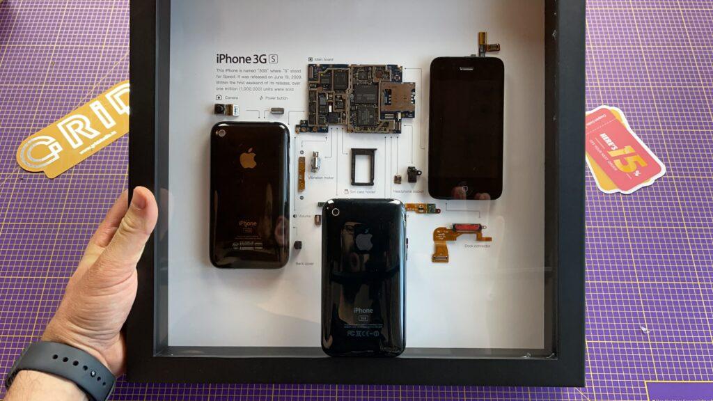 quadro iPhone 3GS grid studio - 4