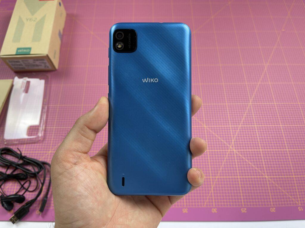 recensione wiko y62 cover posteriore removibile