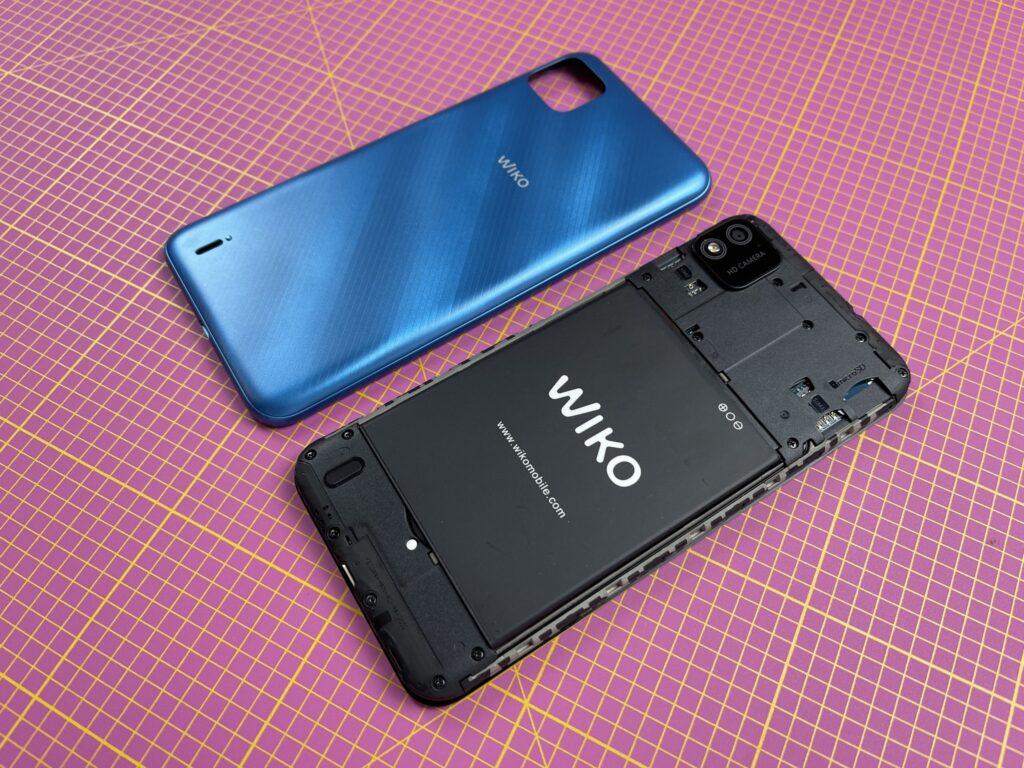 recensione wiko y62 slot sim e batteria