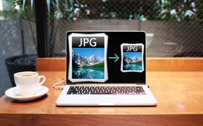 come ridimensionare o ridurre le dimensioni delle foto su Mac