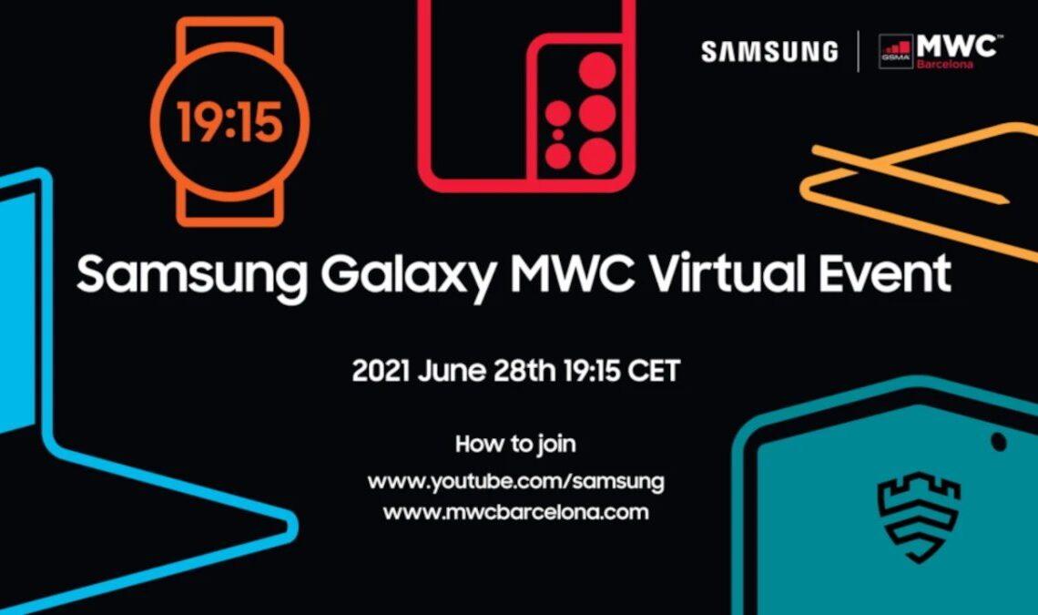 samsung galaxy MWC 2021