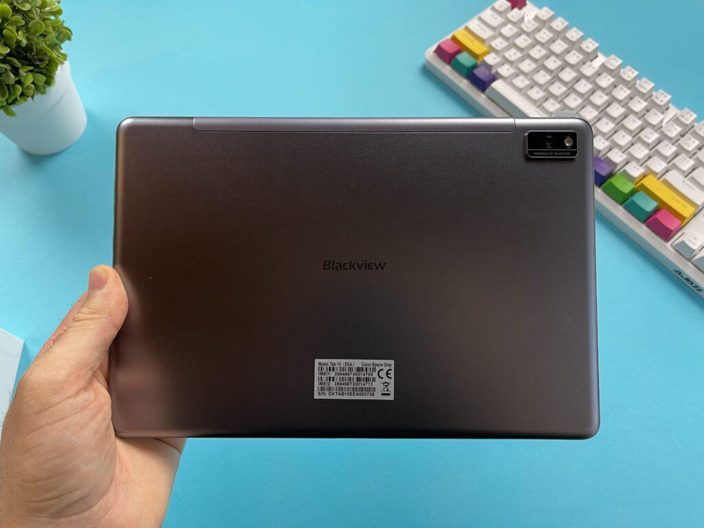 Blackview Tab 10 2021 - retro in metallo