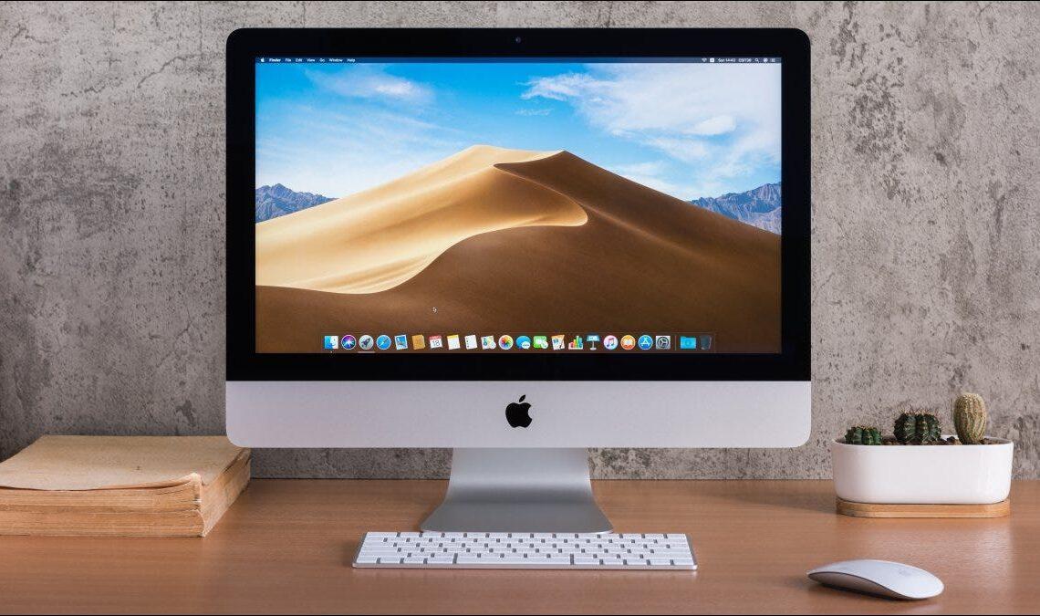 Come nascondere icone desktop Mac
