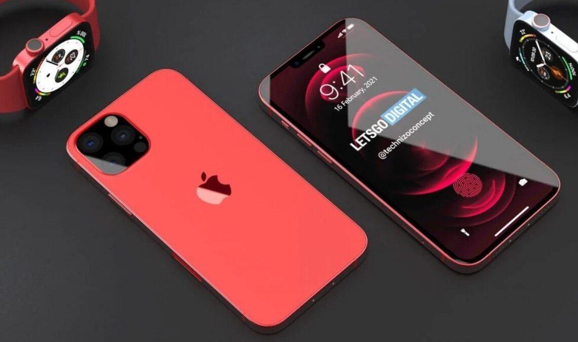 apple iphone 13 ricarica