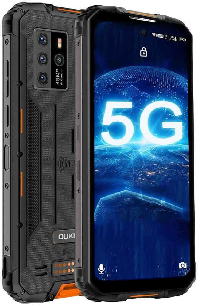 migliore smartphone rugged di fascia alta - Oukitel WP10