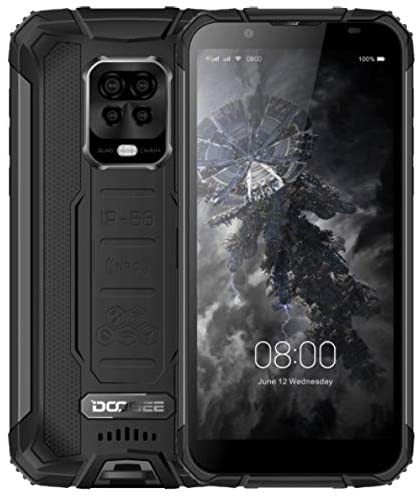 smartphone rugged ottima autonomia - DOOGEE S59 PRO