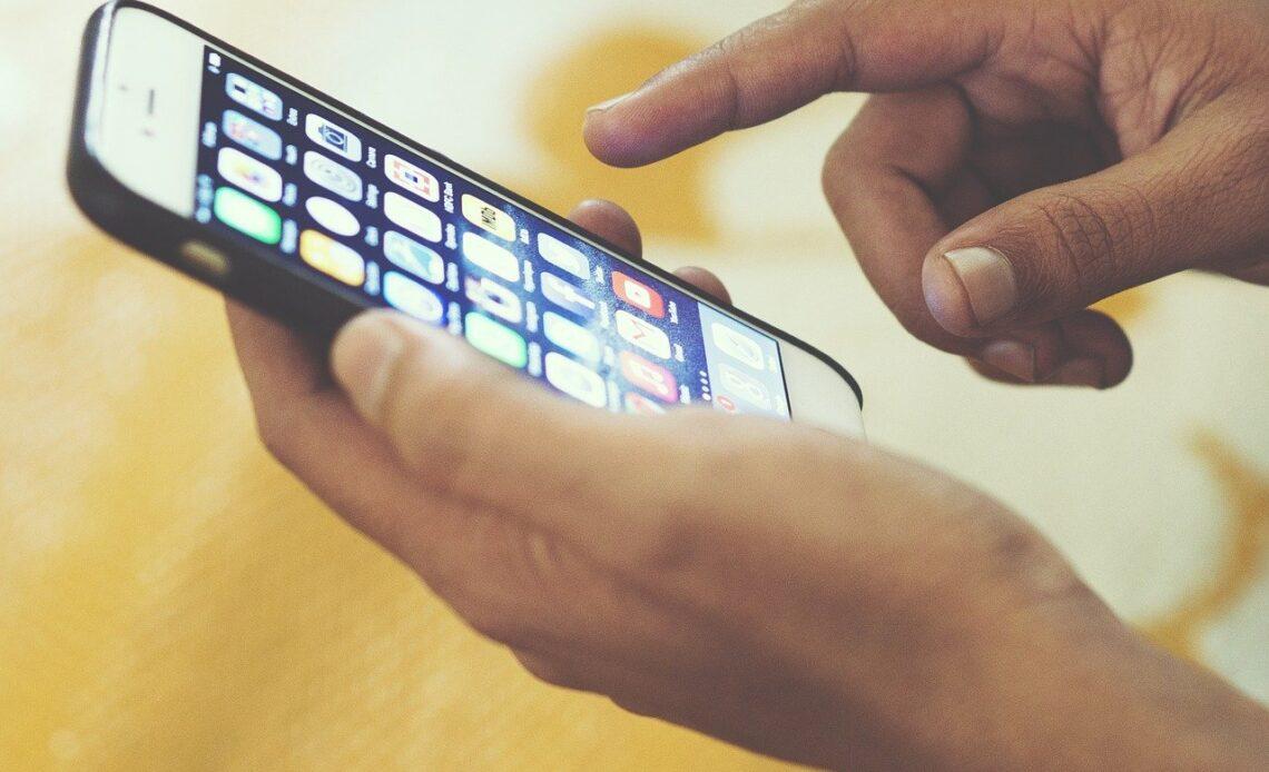 modificare notifiche sensibili iPhone