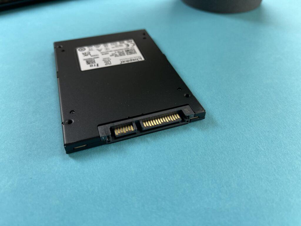 porta sata 2,5 SSD Kingston KC600