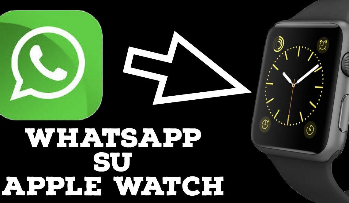 WhatsApp su Apple Watch