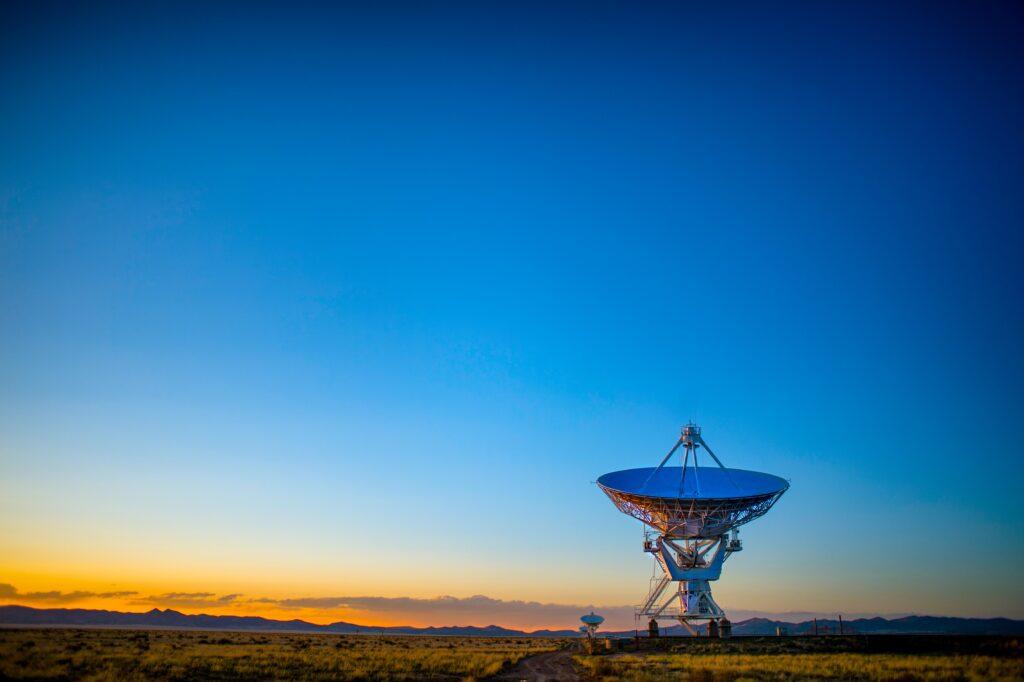 connettività satellitare