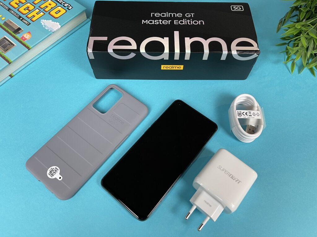 Realme GT Master Edition - contenuto confezione