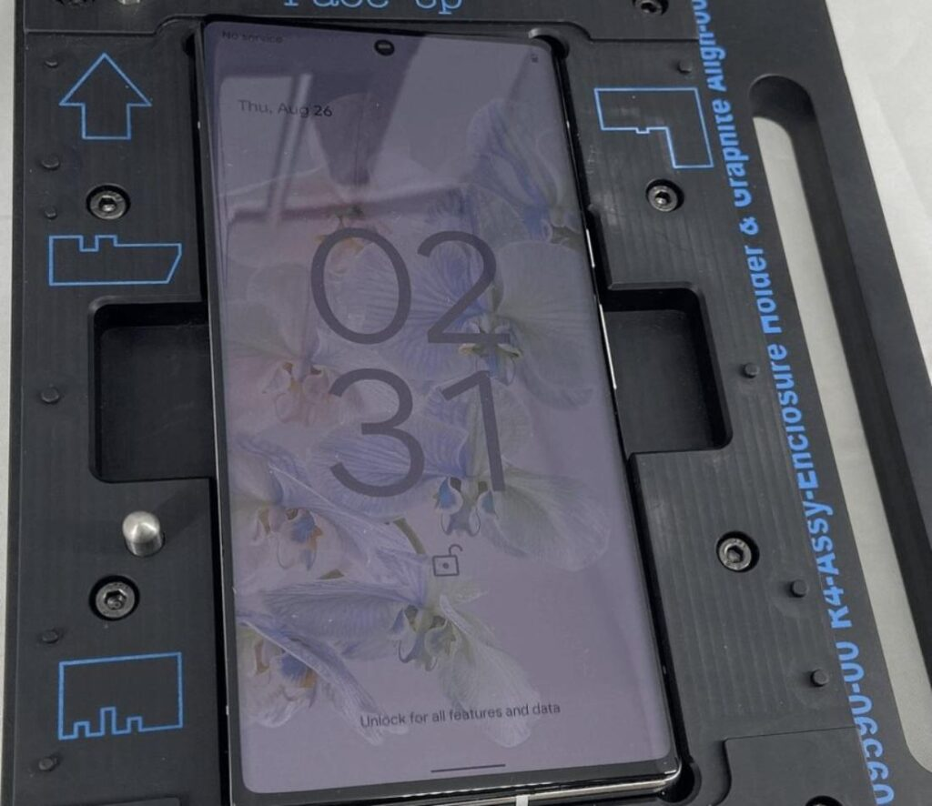 pixel 6 batteria
